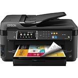 EPSON WorkForce WF-7610 Color Inkjet All-in-One