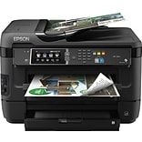 EPSON WorkForce WF-7620 Color Inkjet All-in-One
