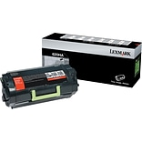 Lexmark™ 62D0HA0 (LEX-620HA) High-Yield Toner, 25000 Page-Yield, Black