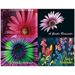 Floral Generic Assorted Laser Postcards