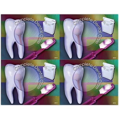 Gentle Dental Laser Postcards; Complete Dental Care