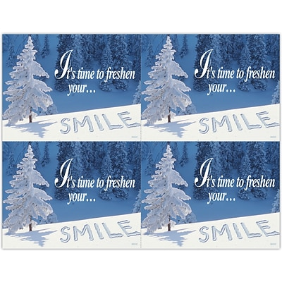 Scenic Laser Postcards, Its Time to Freshen Your Smile