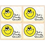 Graphic Image Laser Postcards, Smiley Face, Just a Friendly Reminder