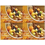 Photo Image Laser Postcards, Thanksgiving