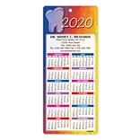 Easy Hang Promotional Calendars; Single Tooth
