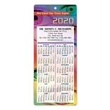 Eye Care Easy Hang Promotional Calendars; Graphic