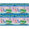 Patient Interactive Laser Postcards, Find 22 Dental Items
