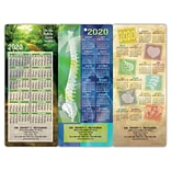 Magnet Strip Back Calendar; Contemp. Health