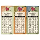 Easy Hang Promotional Calendars Assortment Packs; Hearts