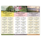 Easy Hang Promotional Calendars Assortment Packs; Scenic
