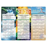 Easy Hang Promotional Calendars Assortment Packs; Eat Healthfully