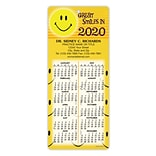 Dental Easy Hang Promotional Calendars; Great Smiles