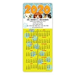 Veterinary Easy Hang Promotional Calendars; Dog/Cat Eyes