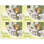 Photo Image Laser Postcards, Spring