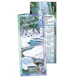 Snowy River Holiday Calendar Cards