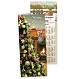 Holiday Calendar Cards; Healthy Christmas