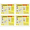 Smile Team™ Patient Interactive Laser Postcards; Crossword Fun