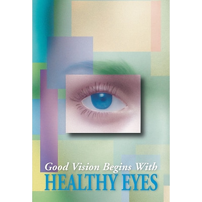 Preventive Laser Postcards, Good Vision Begins with Healthy Eyes