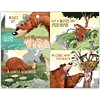 Graphic Image Assorted Laser Postcards; Bear