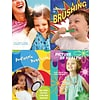 Photo Image Assorted Laser Postcards; Live, Learn Laugh Dentistry