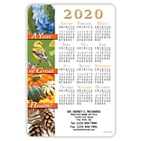 Calendar Magnets; 4x6, Year of Great Health