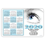 Calendar Magnets; 4x6, Blue Eye