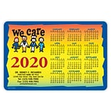 Calendar Magnets; 4x6, We Care