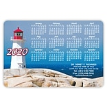 Calendar Magnets; 4x6, Lighthouse