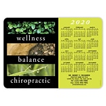 Calendar Magnets; 5x7, Wellness