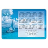 Calendar Magnets; 4x6, Sailboat