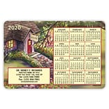 Calendar Magnets; 4x6, Dental Cottage