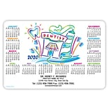 Calendar Magnets; 4x6, Dentist Shop