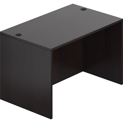 Offices To Go® 48 Rectangular Desk Shell, American Espresso, 29 1/2H x 48W x 30D