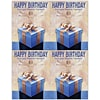 Graphic Image Laser Postcards, Physical Therapy, Happy Birthday