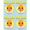 Humorous Laser Postcards, Smile Proud