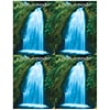 Waterfall Generic Laser Postcards