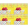 Graphic Image Laser Postcards, Happy Birthday, Orthodontic, Present