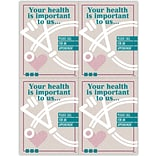 Preventive Laser Postcards; Your Health