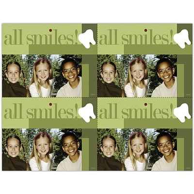 Pediatric Dentistry Laser Postcards, All Smiles