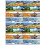 Scenic Laser Postcards, Scenic Seasons