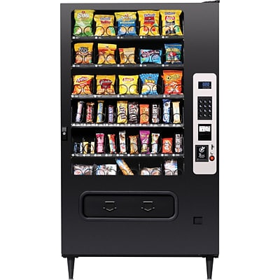 Selectivend® Snack Machine; ADA Glass Front, 40 Selection