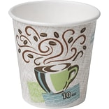 Dixie® PerfecTouch® Insulated Hot Cup 10 oz., Coffee Haze, 500/Carton (5310DX)