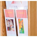 Optional Removable Dividers for 4-1/2 Brochures