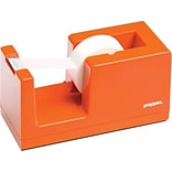 Poppin Orange Tape Dispenser