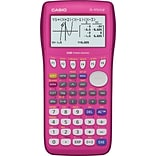 Casio (FX-9750GII) Graphing Calculator, Pink