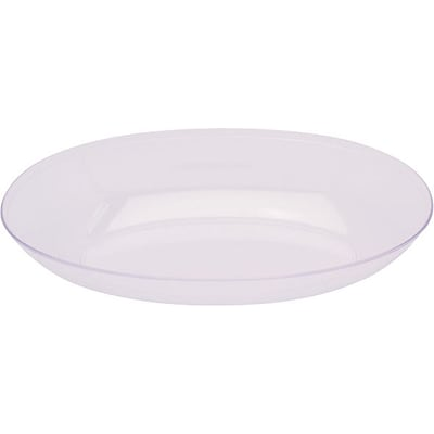 Creative Converting Clear Oval Bowl, 1/Pack
