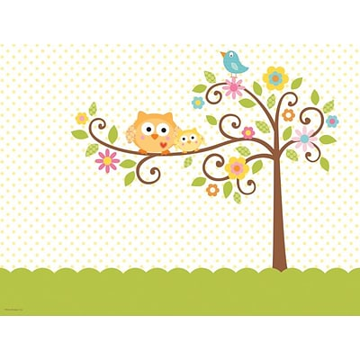Creative Converting Happi Tree Rectangular Tablecover