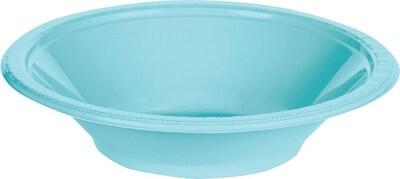 Creative Converting Pastel Blue 12 oz. Bowls,