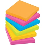 Post-it® Super Sticky Notes, 3 x 3, Rio D...