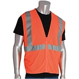 PIP® XL Orange Safety Vest